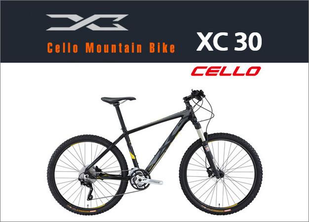 [전화할인EVENT] 2017 첼로 XC30 26인치 NEW! 헬멧증정
