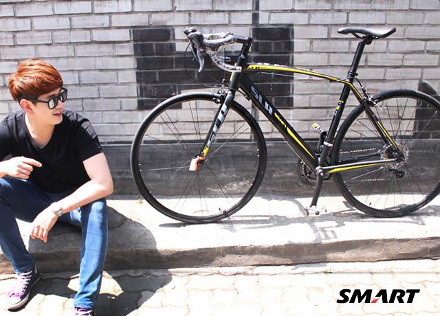 [타고타고] 700c 드래프트 SLR 16 (DRAFT SLR16) 알루미늄 경기용 프레임 클라리스 로드자전거 * 2color